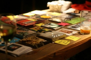 Merch Table - CDBaby.com