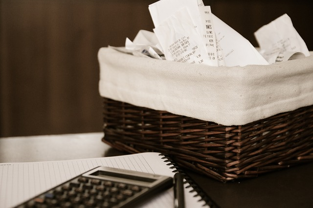 Unveilmusic - Taxes & Receipts