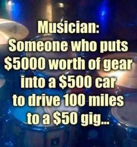 Funny Musicians - Unveilmusic